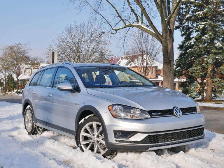 2017 Volkswagen Golf Alltrack SE – Quick Review