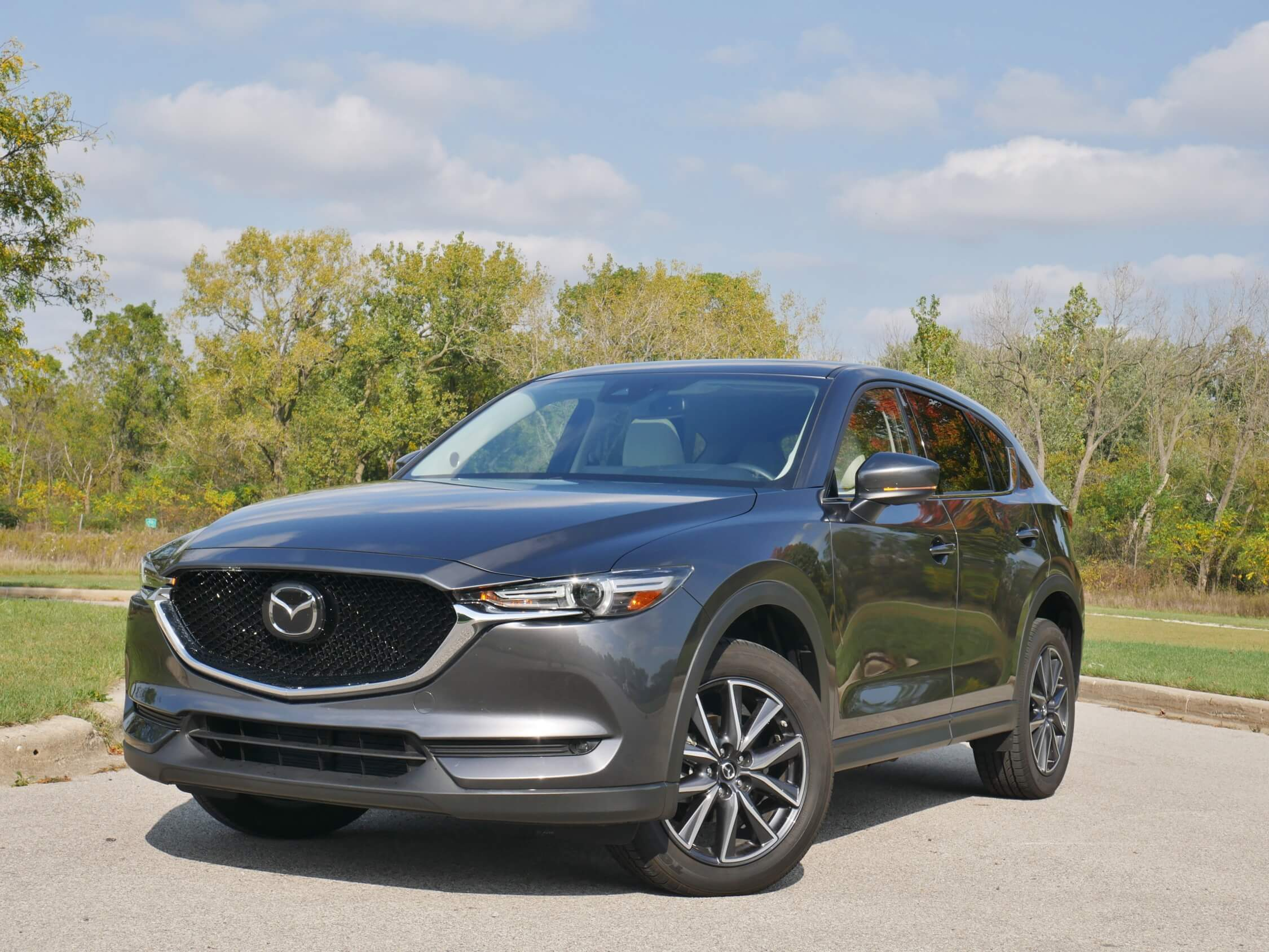 2017 Mazda CX-5 Grand Touring AWD - Bottom Line Review ...