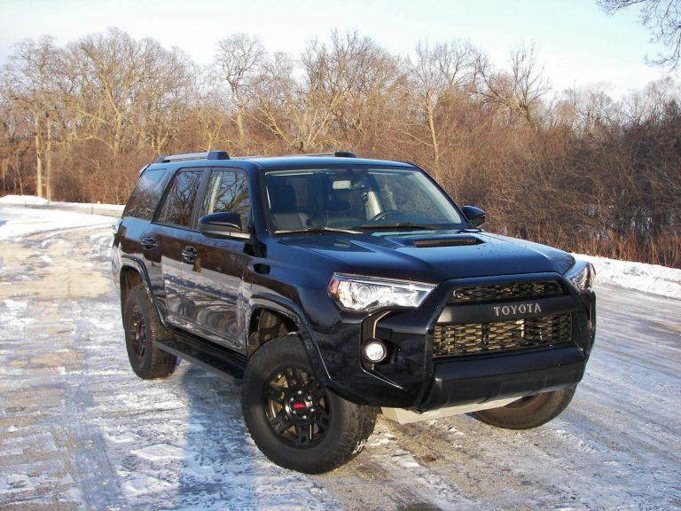 2017 Toyota 4Runner TRD Pro – Bottom Line Review