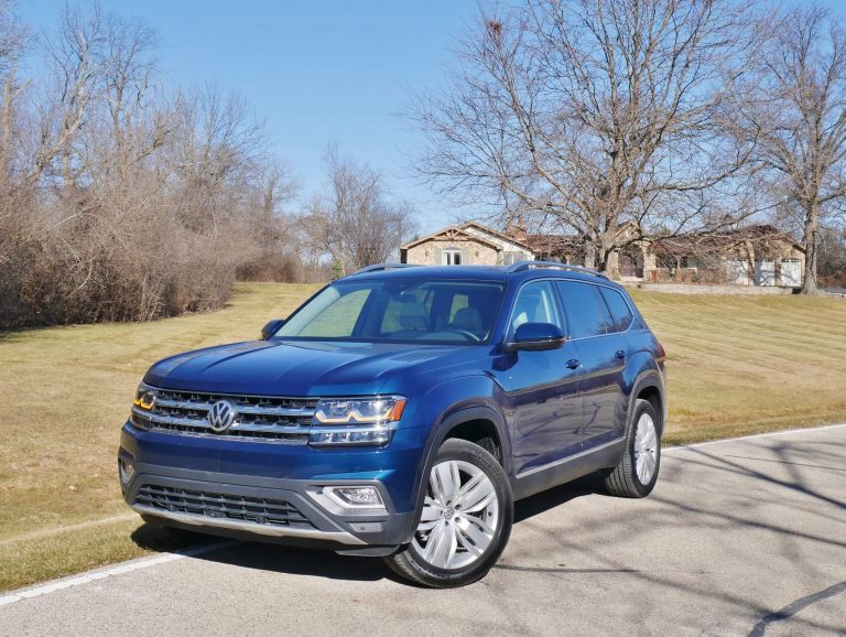 2018 Volkswagen Atlas SEL Premium 3.6 4Motion – Bottom Line Review