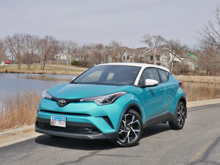2018 Toyota C-HR XLE – Bottom Line Review