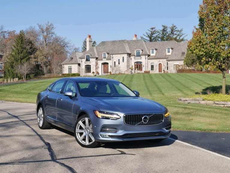 2018 Volvo S90 T6 Inscription AWD – Bottom Line Review