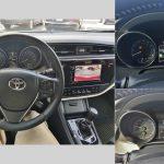 RB 2017 Toyota Corolla IM cockpit driver assist camera rear 005d