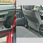 RB 2017 Toyota Corolla IM seats Row 2 storage 005d