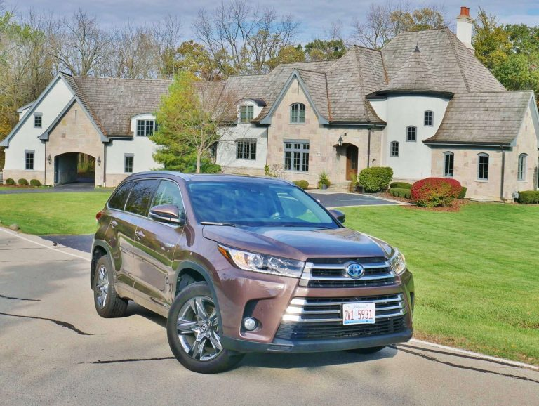2017 Toyota Highlander Hybrid Limited Platinum AWD – Bottom Line Review