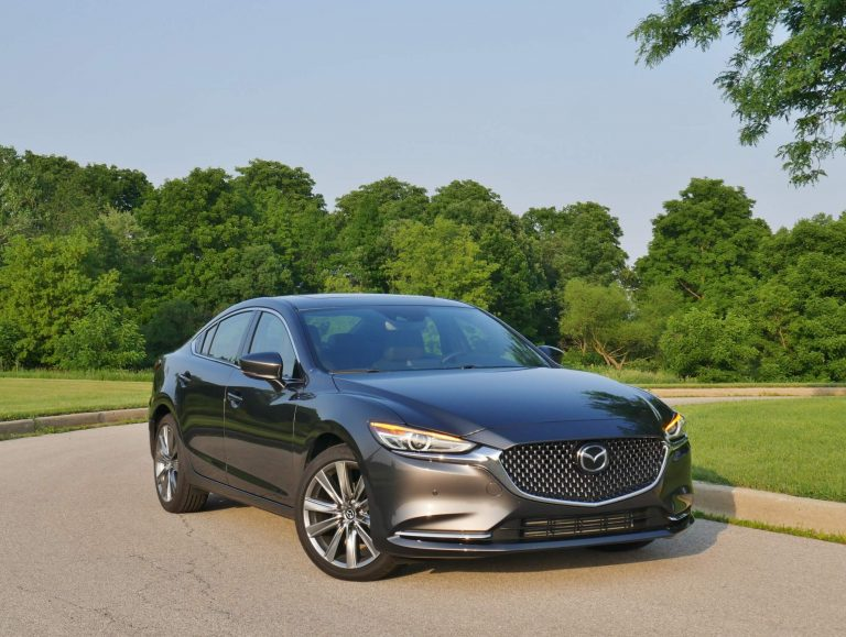 2018 Mazda6 Signature 2.5T – Bottom Line Review