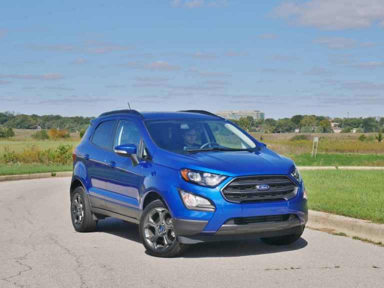 2018 Ford EcoSport SES AWD – Bottom Line Review