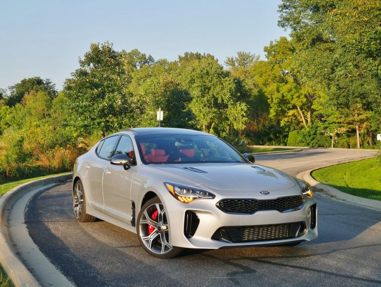 2018 Kia Stinger GT 2 AWD – Bottom Line Review