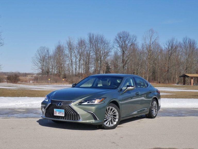 2019 Lexus ES 350 – Bottom Line Review