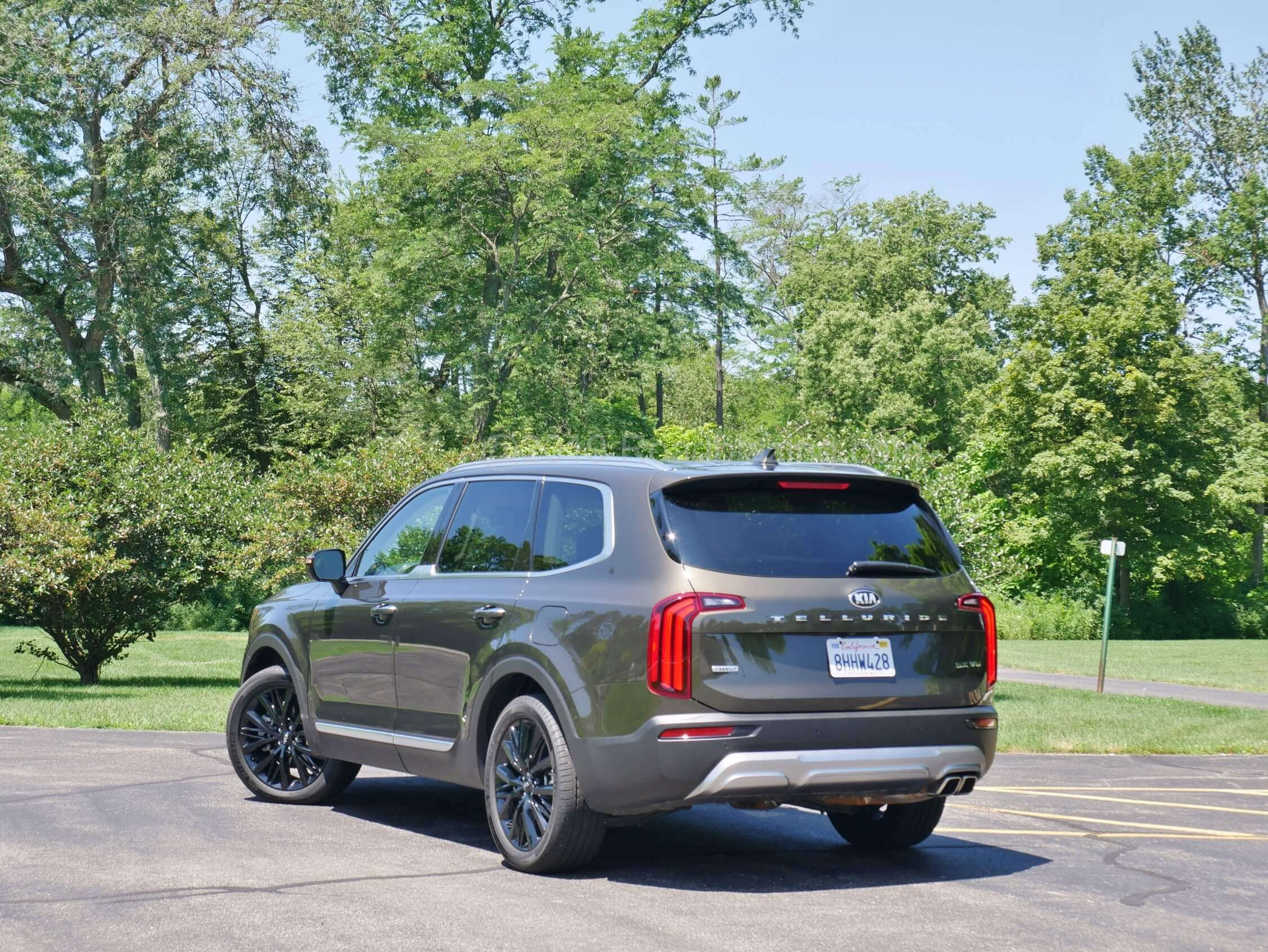 2020 kia telluride sx v6 awd  u2013 bottom line review