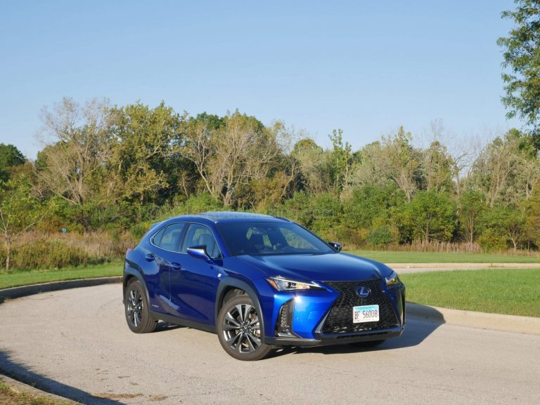 2019 Lexus UX 250h Hybrid – Quick Spin Review