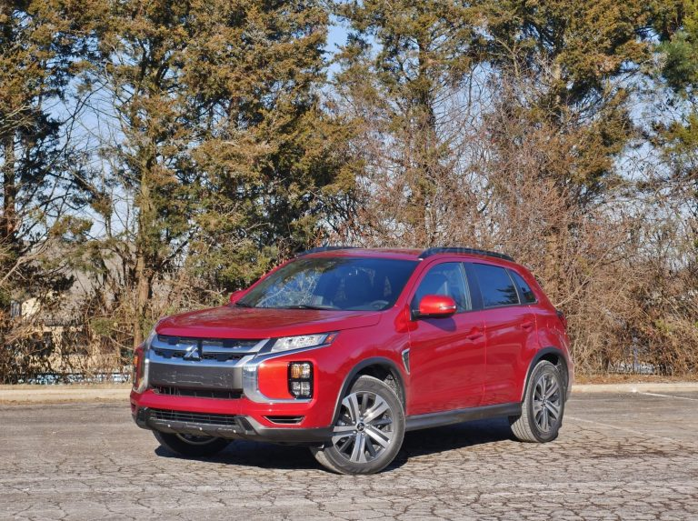 2020 Mitsubishi Outlander Sport GT – Quick Spin Review