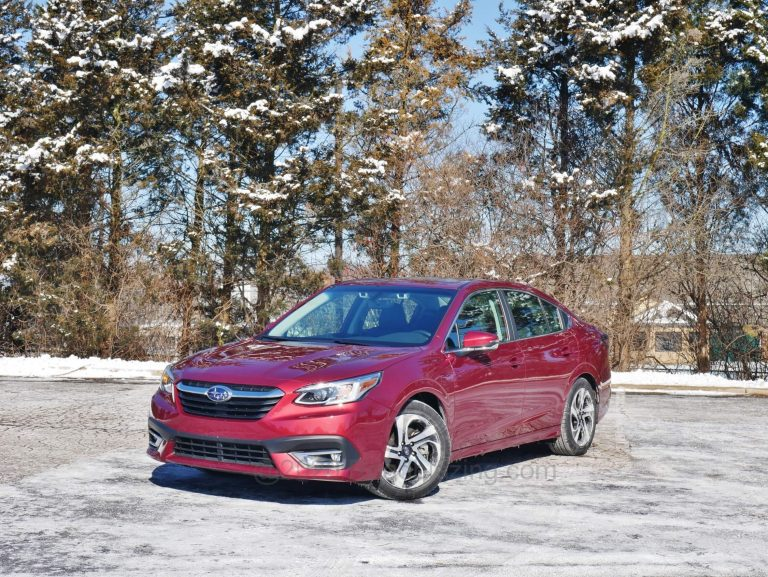 2020 Subaru Legacy Limited – Quick Spin Review