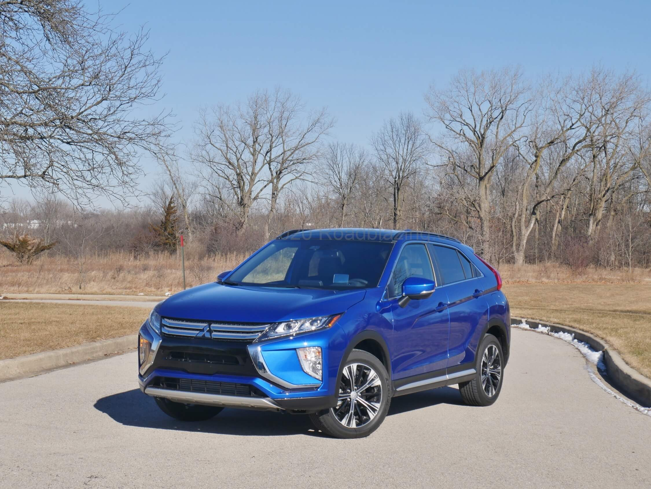 2020 Mitsubishi Eclipse Cross AWC - Bottom Line Review ...